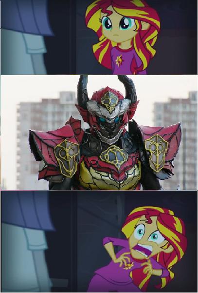 733317 Equestria Girls Exploitable Meme Inves Kaijin Kaito