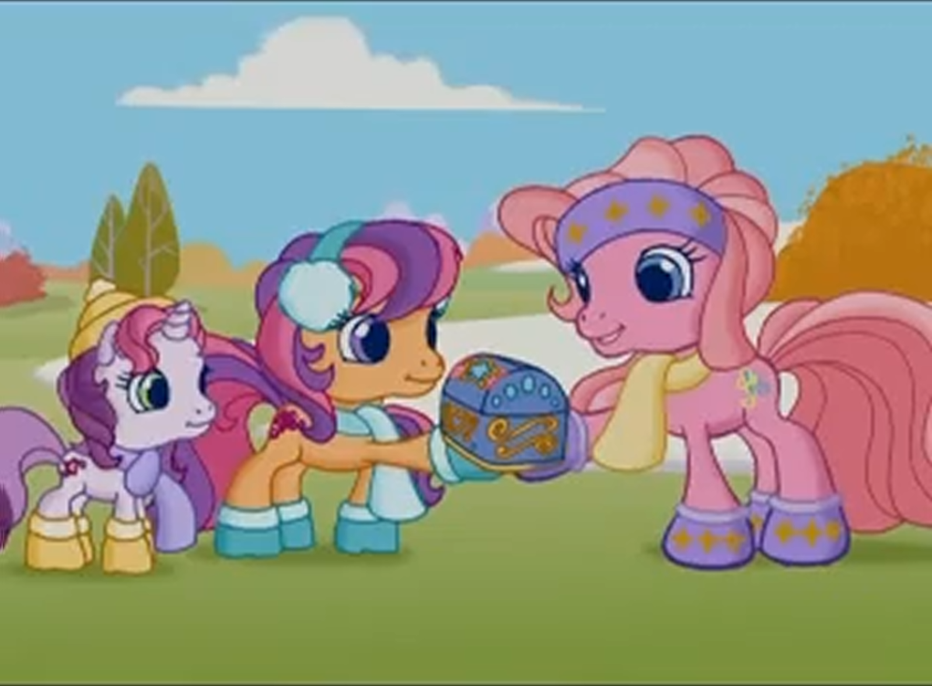 736181 Safe Screencap Pinkie Pie G3 Scootaloo G3 Sweetie Belle G3 Twinkle Wish Adventure G3 5 Derpibooru Since they are a family, they must of had to grow up on land, showing how scootaloo doesn't know how to fly very well. safe screencap pinkie pie g3