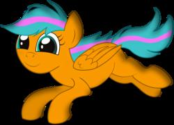 Size: 2786x2004   Tagged: safe, artist:ocredan, oc, oc only, oc:lean, pegasus, pony, solo
