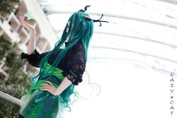 Size: 1800x1200 | Tagged: safe, artist:frauleinninja, queen chrysalis, human, cosplay, irl, irl human, photo