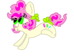 Size: 2592x1944 | Tagged: safe, artist:roseyicywolf, oc, oc only, faic, offspring, parent:cheese sandwich, parent:pinkie pie, parents:cheesepie, solo