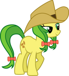 Size: 6253x6861 | Tagged: safe, artist:rainbowplasma, apple fritter, .ai available, absurd resolution, apple family member, simple background, solo, transparent background, vector