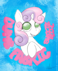 Size: 651x800 | Tagged: artist:eddieperkins, safe, solo, sweetie belle