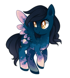 Size: 509x565 | Tagged: safe, artist:tsurime, oc, oc only, oc:daybreak, pegasus, pony, adoptable, gradient hooves, simple background, solo, transparent background