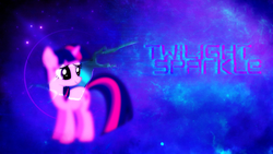 Size: 1920x1080 | Tagged: safe, artist:krusiu42, artist:sgtwaflez, twilight sparkle, crack, solo, wallpaper