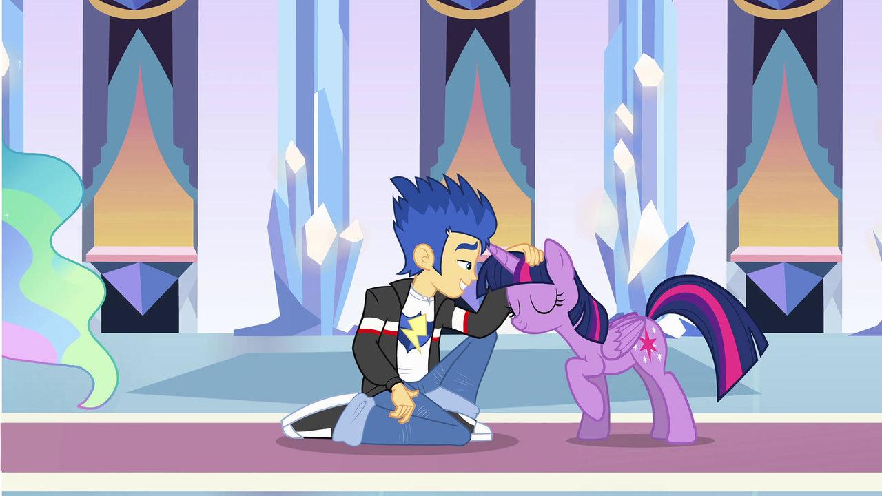 Equestria girls twilight meets flash