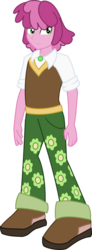 Size: 595x1611 | Tagged: safe, artist:itoruna-the-platypus, cheerilee, equestria girls, cherryloo, equestria guys, jubilance, male, rule 63, simple background, solo, transparent background, vector