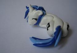 Size: 1304x905   Tagged: safe, artist:isaunter, dj pon-3, vinyl scratch, craft, sculpture