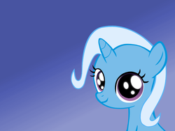 Size: 1200x900 | Tagged: safe, artist:evil-dec0y, trixie, pony, unicorn, comic:trixie vs., cute, diatrixes, female, filly, filly trixie, looking at you, mare, solo, wallpaper, younger