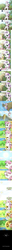 Size: 1100x22641 | Tagged: safe, artist:spikedmauler, fluttershy, sweetie belle, fish, ..., :i, ask, blushing, comic, cute, door, fleeing, floppy ears, frown, go ask sweetie belle, gritted teeth, implied clopping, juice box, lake, late, looking up, meridian, mill, nothing, pond, question mark, raised eyebrow, remember, running, scared, sitting, speech bubble, squint, stare, sun, thinking, tree, tumblr, wat, water, wide eyes