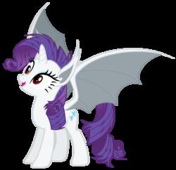 Size: 6000x5800 | Tagged: safe, artist:magister39, rarity, alicorn, bat pony, bat pony alicorn, pony, absurd resolution, bat ponified, female, race swap, raribat, raricorn, simple background, solo, transparent background, vector
