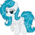 Size: 891x897 | Tagged: artist:mortris, oc, oc:coastal tides, oc only, pegasus, pony, safe, solo