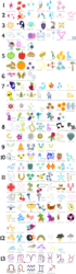 Size: 7500x26650 | Tagged: absurd res, alicorn, allie way, aloe, amethyst star, apple fritter, applejack, apple strudel, aquarius, aries, artist:serenawyr, auntie applesauce, aunt orange, berry punch, berryshine, big macintosh, blossomforth, blues, bon bon, braeburn, bulk biceps, caesar, cancer (horoscope), capricorn, caramel, carrot cake, carrot cup, carrot top, cheerilee, cheese sandwich, cherry berry, cherry jubilee, chickadee, cloudchaser, cloud kicker, cloudy quartz, coco pommel, cup cake, cutie mark, cutie mark only, daisy, daring do, derpy hooves, diamond tiara, dizzy twister, dj pon-3, doctor caballeron, doctor fauna, doctor stable, doctor whooves, dumbbell, fancypants, featherweight, female, fiddlesticks, filthy rich, flam, fleetfoot, fleur-de-lis, flim, flitter, flower wishes, flutterbat, fluttershy, gemini, golden harvest, granny smith, hoity toity, holly dash, hondo flanks, hoops, horte cuisine, igneous rock pie, jet set, lemon hearts, leo, libra, lickety split, lightning bolt, lightning dust, lily, lily valley, linky, liza doolots, lotus blossom, lucky clover, lyra heartstrings, male, mane six, mare, maud pie, mayor mare, midnight strike, minuette, ms. harshwhinny, ms. peachbottom, night light, nightmare moon, nightmare rarity, no pony, noteworthy, nurse redheart, oc, oc:cream heart, oc:fausticorn, octavia melody, orange swirl, orion, parasol, petunia, photo finish, pinkie pie, pisces, pokey pierce, pony, ponyscopes, prim hemline, prince blueblood, princess cadance, princess celestia, princess luna, quarterback, rainbow dash, rainbow power, rainbowshine, rarity, roseluck, safe, sagittarius, sassaflash, savoir fare, score, scorpio, screwball, screw loose, seafoam, sea swirl, shadowbolts, sheriff silverstar, shining armor, shoeshine, shooting star (character), silver shill, silver spoon, simple background, snails, snips, soarin', sparkler, spa twins, spitfire, spring melody, sprinkle medley, star swirl the bearded, strike, sunny rays, sunset shimmer, sunshower raindrops, suri polomare, sweetie drops, taurus, the oranges, thunderlane, time turner, toe-tapper, tootsie flute, torch song, transparent background, trenderhoof, trixie, truffle shuffle, twilight sparkle, twilight sparkle (alicorn), twilight velvet, twinkleshine, twist, uncle orange, upper crust, vector, vinyl scratch, virgo, wall of tags, white lightning, wild fire, zecora