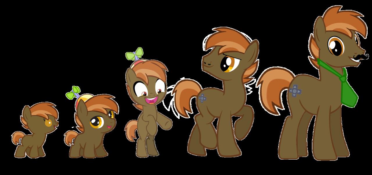 button mash pony