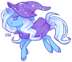 Size: 1280x1099 | Tagged: artist:morkemime, female, mare, pony, safe, solo, trixie, unicorn