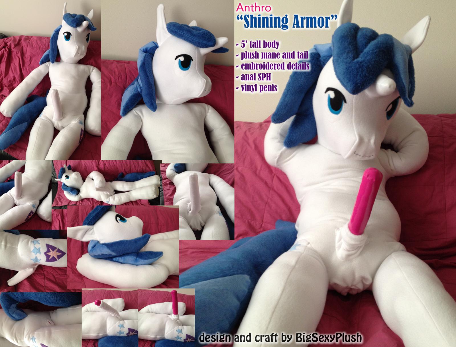 My little pony fuck doll