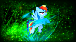 Size: 1920x1080 | Tagged: artist:sgtwaflez, rainbow dash, safe, solo, wallpaper