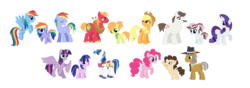 Size: 3216x1128 | Tagged: alicorn, applecest, applejack, applemac, artist:unoriginai, big macintosh, blazedash, colt, duckery in the description, earth pony, father and daughter, female, filly, goddamnit unoriginai, hondo flanks, igneous rock, inbred, incest, joke, long description, male, mare, oc, offspring, parent:applejack, parent:big macintosh, parent:hondo flanks, parent:igneous rock, parent:pinkie pie, parent:rainbow blaze, parent:rainbow dash, parent:rarity, parents:applemac, parents:blazedash, parent:shining armor, parents:pinkierock, parents:raincest, parents:rariflanks, parents:shining sparkle, parent:twilight sparkle, pegasus, piecest, pinkie pie, pinkierock, pony, product of incest, rainbow blaze, rainbow dash, raincest, rariflanks, rarity, safe, shining armor, shiningsparkle, shipping, simple background, straight, twilight sparkle, twilight sparkle (alicorn), unicorn, wat, white background