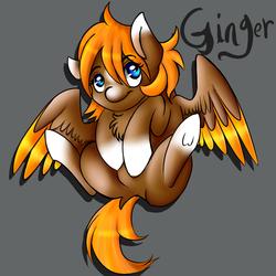 Size: 1000x1000 | Tagged: safe, artist:tardispony, oc, oc only, pony, cute, ginger, redhead, solo, tardispony, underhoof