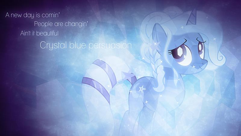 crystal blue persuasion lyrics