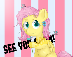 Size: 800x628 | Tagged: safe, artist:invader-sickness, fluttershy, microphone, solo
