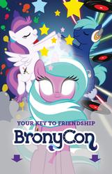 Size: 675x1050 | Tagged: safe, artist:nanook123, oc, oc only, oc:blank canvas, oc:hoof beatz, oc:mane event, pony, bronycon, bronycon mascots, hilton, hoofevent