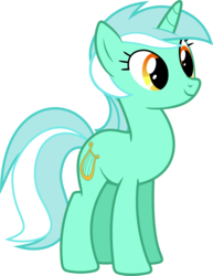 Size: 4670x6060   Tagged: safe, artist:90sigma, lyra heartstrings, pony, unicorn, .svg available, absurd resolution, simple background, smiling, solo, transparent background, vector