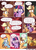 Size: 944x1294 | Tagged: safe, artist:capnpea, artist:kefkafloyd, applejack, rainbow dash, twilight sparkle, alicorn, earth pony, pegasus, pony, comic:three apples, comic, element of honesty, elements of harmony, existential crisis, female, golden oaks library, mare, no pupils, twilight sparkle (alicorn)