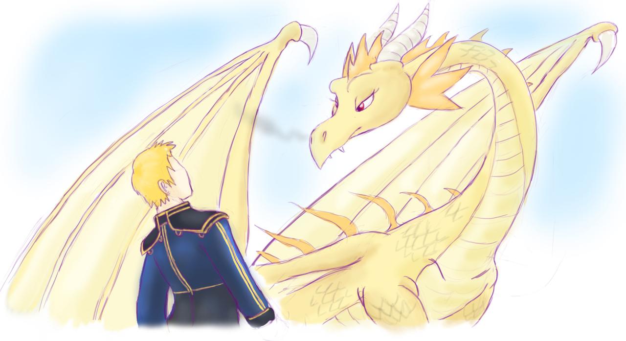 Dragon fanfic