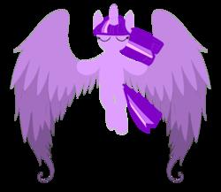 Size: 959x833 | Tagged: safe, artist:gracie_cleopatra, twilight sparkle, alicorn, pony, female, mare, solo, twilight sparkle (alicorn), wallpaper