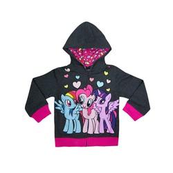 Size: 1000x1000   Tagged: safe, pinkie pie, rainbow dash, twilight sparkle, alicorn, pony, clothes, female, heart, hoodie, kids, mare, official, twilight sparkle (alicorn), welovefine