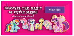Size: 793x388 | Tagged: safe, applejack, fluttershy, pinkie pie, rainbow dash, rarity, twilight sparkle, alicorn, pony, cutie mark magic, female, mare, twilight sparkle (alicorn)