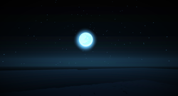 Size: 1920x1033 | Tagged: safe, nightmare moon, barely pony related, brohoof.com, mare in the moon, minecraft, moon