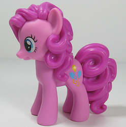 Size: 594x600 | Tagged: safe, pinkie pie, gift set, irl, photo, solo, toy