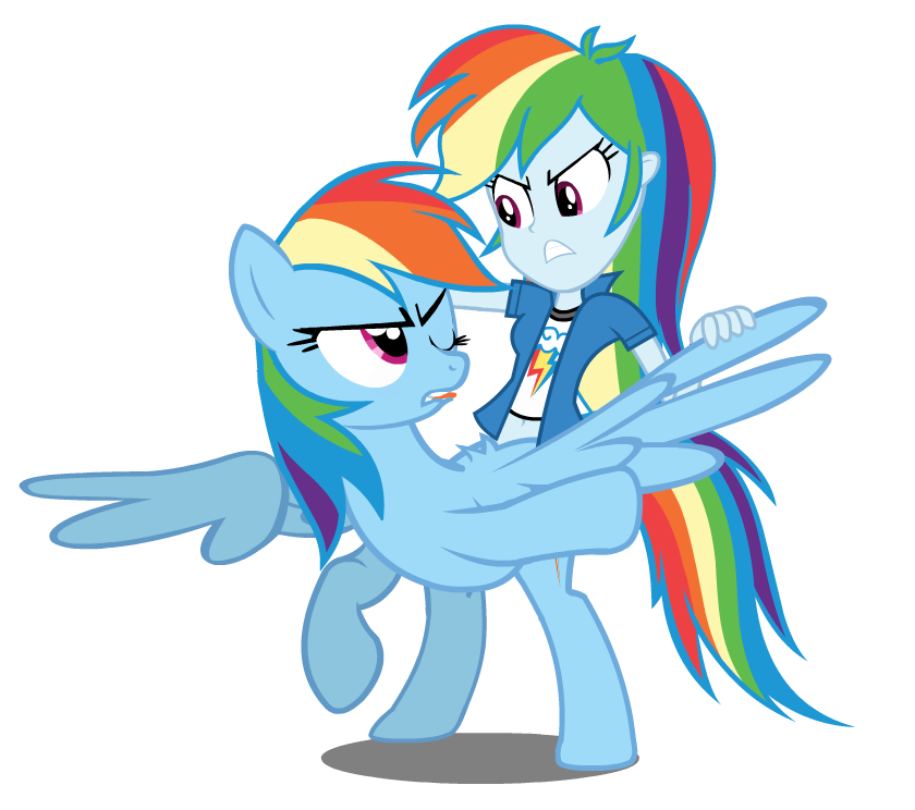 799756 - artist needed, belly button, conjoined, equestria girls ...