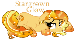 Size: 840x446 | Tagged: safe, artist:monkfishyadopts, oc, oc only, oc:stargrown glow, base used, freckles, gradient hooves, gradient mane, sad, solo, stars, universe pony