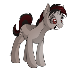 Size: 2000x2000 | Tagged: safe, artist:allyster-black, oc, oc only, oc:blackjack, pony, unicorn, fallout equestria, fallout equestria: project horizons, crazy face, faic, female