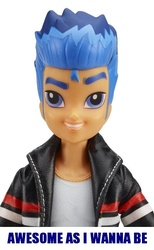 Size: 486x791 | Tagged: safe, flash sentry, equestria girls, doll, irl, photo, toy