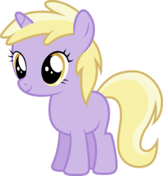 Size: 3200x3443 | Tagged: safe, artist:djdavid98, dinky hooves, pony, brotherhooves social, .ai available, .svg available, filly, simple background, solo, transparent background, vector