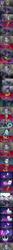 Size: 595x11697 | Tagged: safe, edit, screencap, principal abacus cinch, sci-twi, sunset shimmer, twilight sparkle, equestria girls, friendship games, dragonball z abridged, midnight sparkle, screencap comic, sunset satan