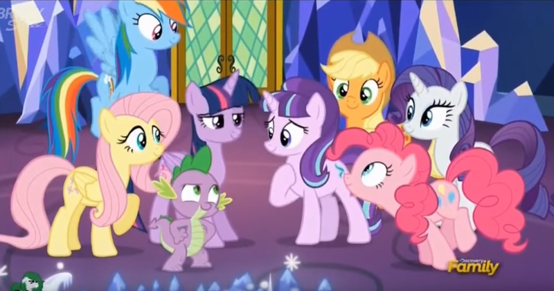 Watch My Little Pony: Friendship Is Magic Season 4 Online