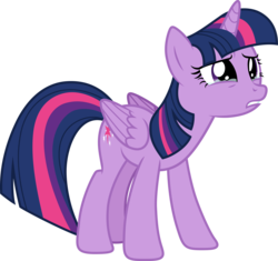 Size: 4249x4000 | Tagged: safe, artist:djdavid98, twilight sparkle, alicorn, pony, what about discord?, .ai available, .svg available, absurd resolution, angry, crying, female, mare, sad, simple background, solo, teary eyes, transparent background, twilight sparkle (alicorn), vector