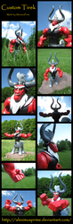 Size: 1024x3141   Tagged: safe, artist:aleximusprime, lord tirek, custom, irl, photo, solo, toy