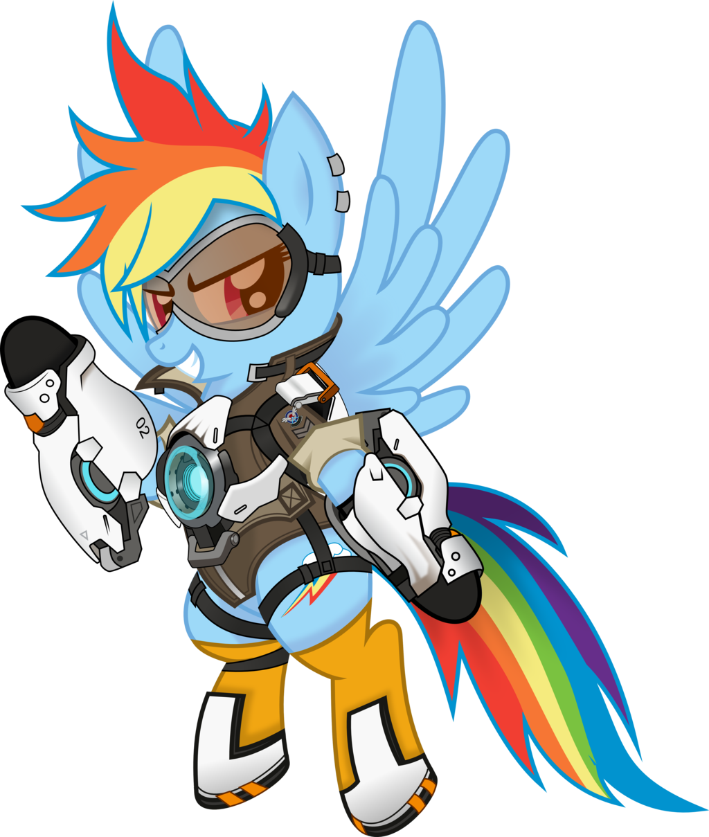 Image result for mlp overwatch