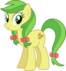 Size: 7633x8181 | Tagged: safe, artist:djdavid98, artist:eugenebrony, artist:pangbot, apple fritter, pony, .ai available, .svg available, absurd resolution, apple family member, looking at you, simple background, solo, staring into your soul, transparent background, vector