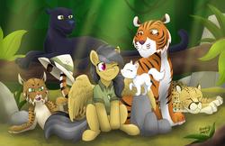 Puma Tags Derpibooru My Little Pony Friendship Is Magic
