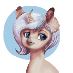 Size: 700x700 | Tagged: artist:temary03, oc, oc only, pony, safe, solo, unicorn