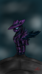 Size: 720x1280 | Tagged: safe, artist:setharu, mare do well, oc, oc only, fallout equestria, fallout equestria: project horizons, fallout, female, solo