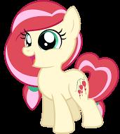 Size: 171x190 | Tagged: safe, artist:floots, oc, oc only, oc:bleeding heart, earth pony, pony, female, filly, solo