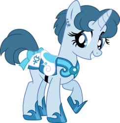 Size: 1860x1905 | Tagged: artist:kaylathehedgehog, mizuno ami, ponified, safe, sailor mercury, sailor moon